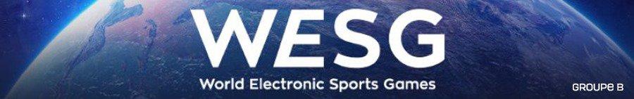 WESG 2017 groupe B