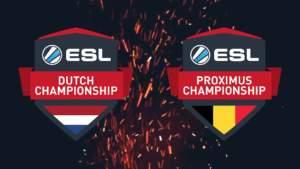 ESL Dutch CHampionship - Proximus Championship