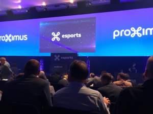 esports by Proximus - Conference de press 18 05 2018