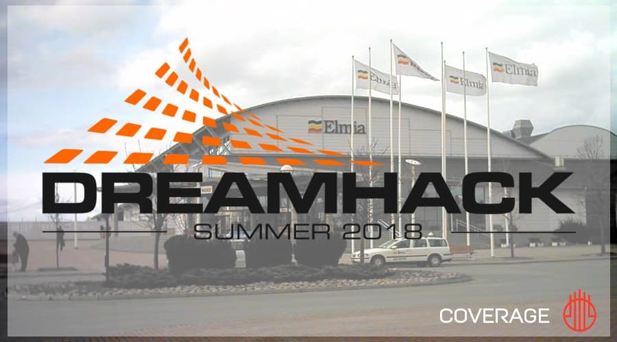 DreamHack Summer 2018 - Coverage by network-generation