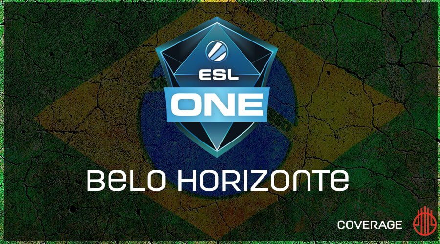 ESL One - Belo Horizonte - 2018