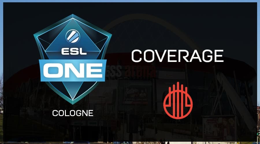 ESL One Cologne 2018 - Coverage