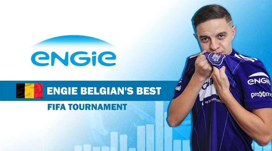 Tournoi FIFA RSCA - ENGIE BELGIANS BEST