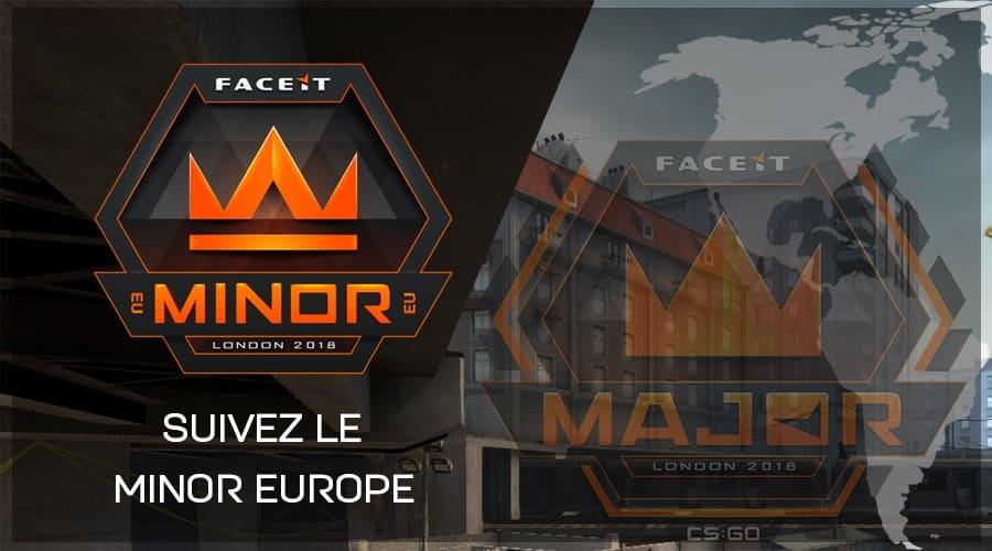 Suivez le Minor Europe