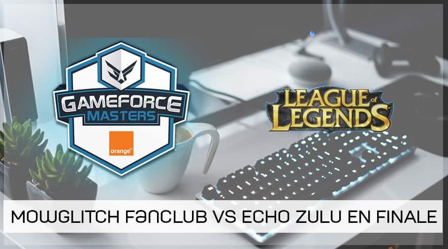 GameForce Masters - finale League of Legends