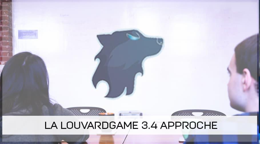 Louvardgame 3.4 approche