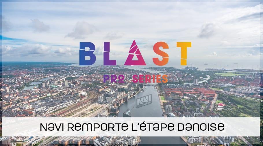 NaVi remporte la Blast Pro Series Copenhagen
