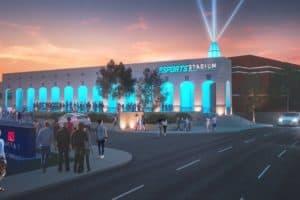 esports stadium - Arlington - Texas - USA