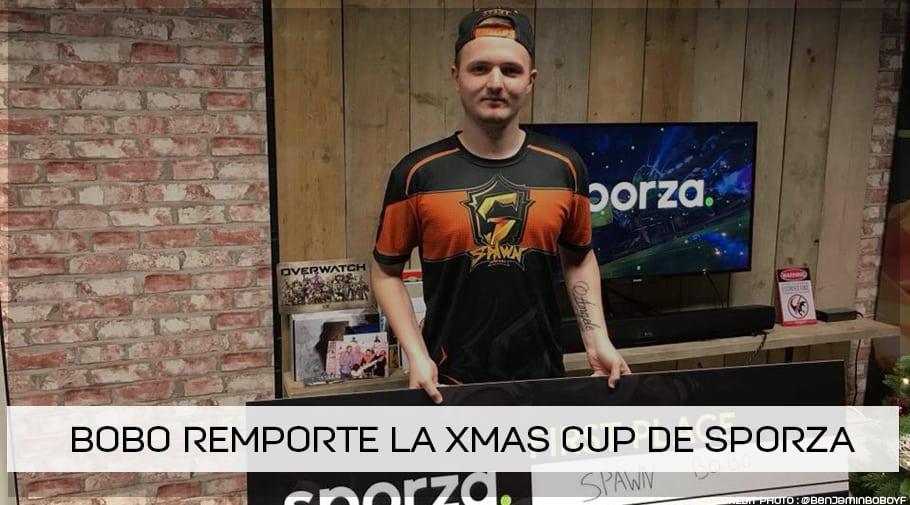 BoBo remporte la Xmas cup FIFA19 de Sporza