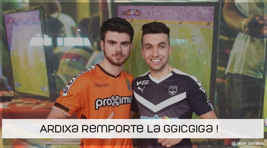 Ardixa remporte la GgicGiga