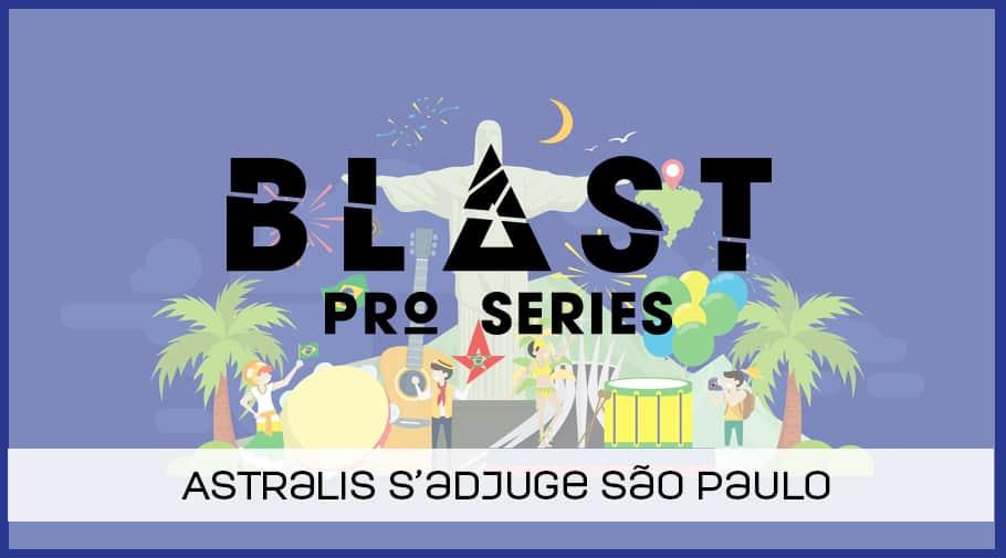 Astralis remporte la Blast Pro Series São Paulo