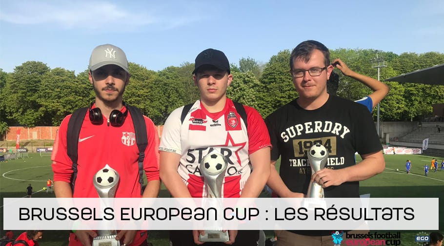 ShadooW remporte la Brussels European Cup FIFA 19