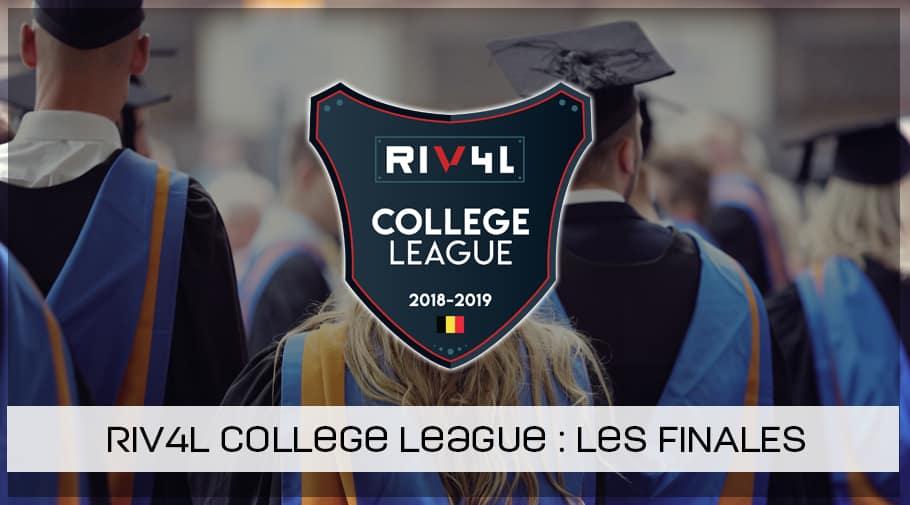 RIV4L College League - les finales