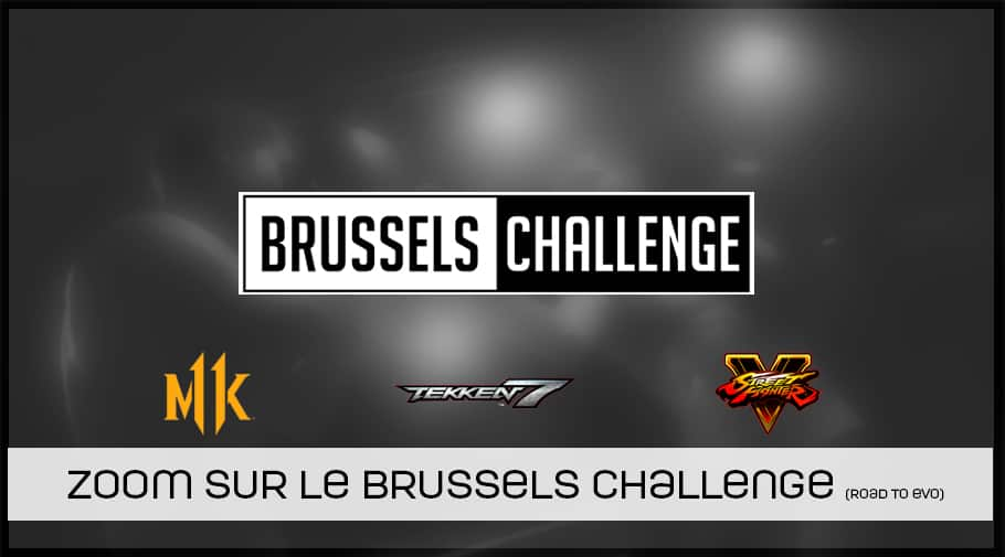 Brussels challenge - road to evo 2019