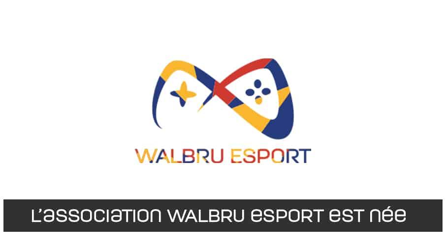 Création de l'association Wallonie Bruxelles d'esport - WalBru esport