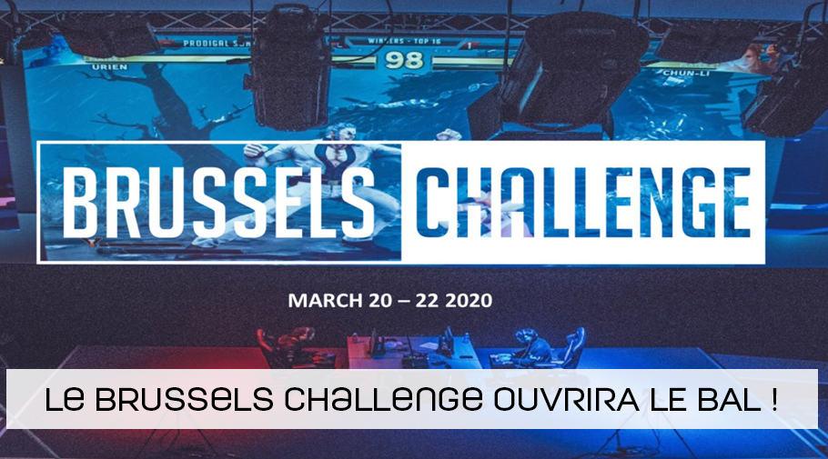 Le Brussels challenge 1ère Premier Event du Capcom Pro Tour 2020