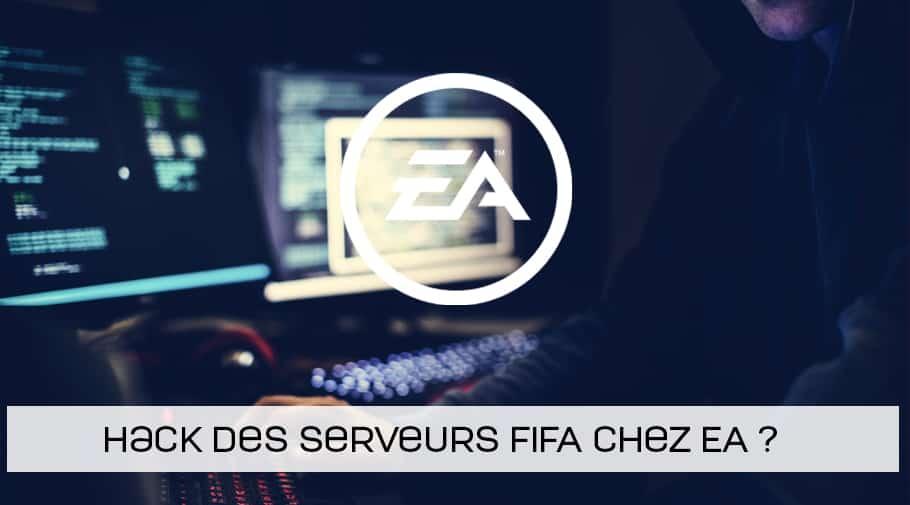 Lizard Squad a-t-il hack les serveurs FIFA d'EA sport ?