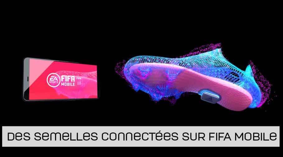 Adidas et Google sortent des semelles connectées