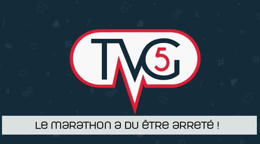 Le marathon caritatif TéléVideoGames 5 a du être arrêté a cause du covid-19