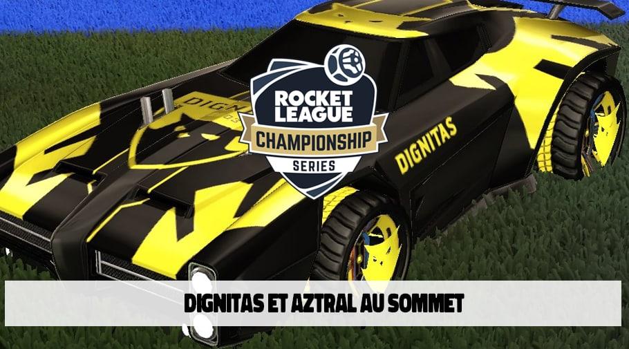 Dignitas et Aztral remporte les Champinoship Seris Europe