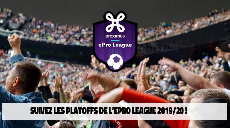 Resultats et classement de l'ePro League FIFA20 2019-2020