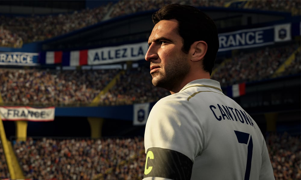 FIFA21 - Eric Cantona