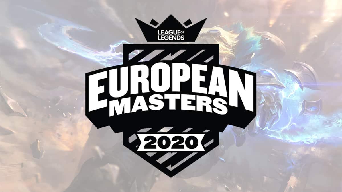 European Masters summer 2020