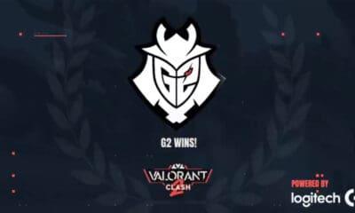 G2 Espors remporte la LVL Clash 2 sur Valorant