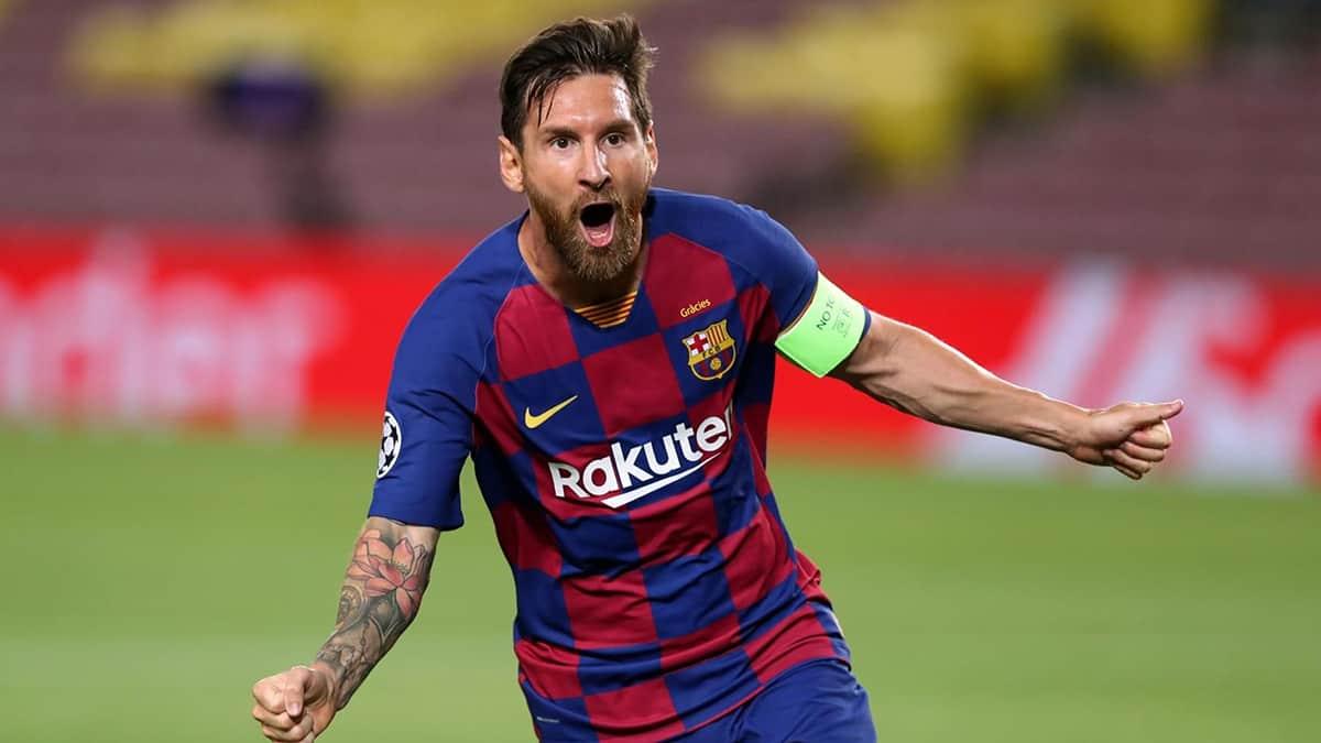 Le FC Barcelone investit 300 millions dans l'esport - Messi - Copyright FC Barcelone