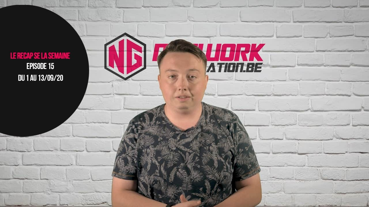 Le recap esport de la semaine - episode 15