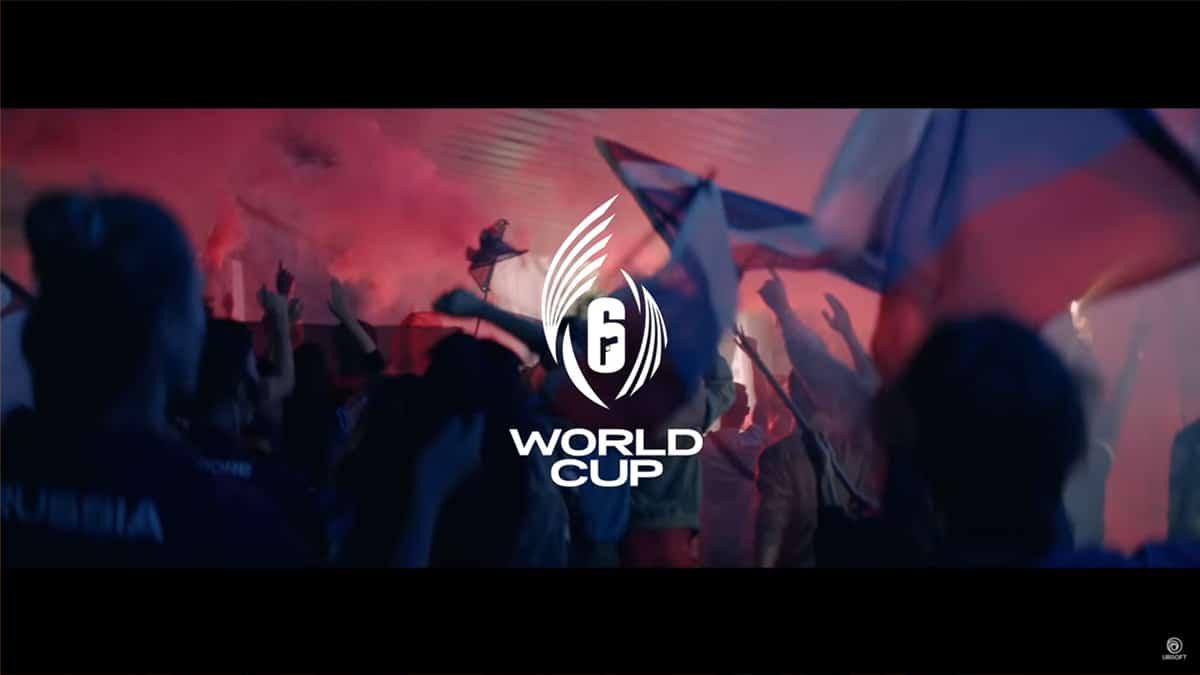 Ubisot annonce la première coupe du monde sur R6