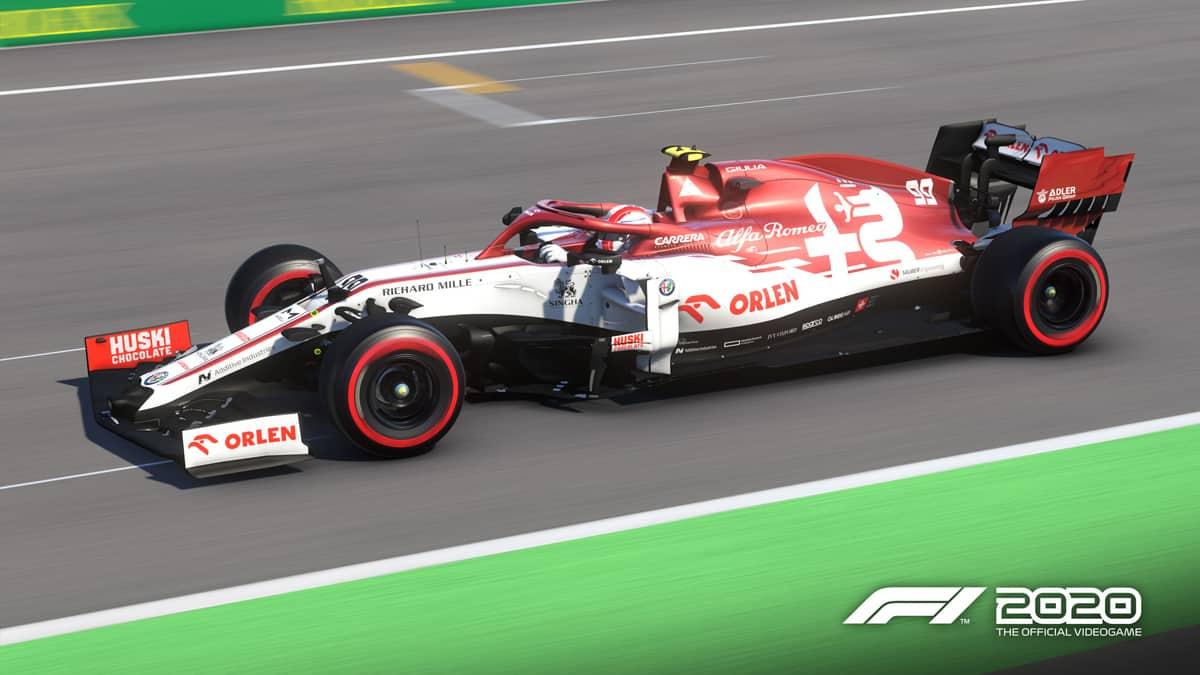 F1 Espors Series - Alfa Romeo official media kits
