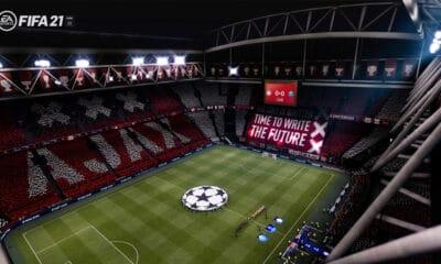 FIFA21 - Stade Ajax Amsterdam