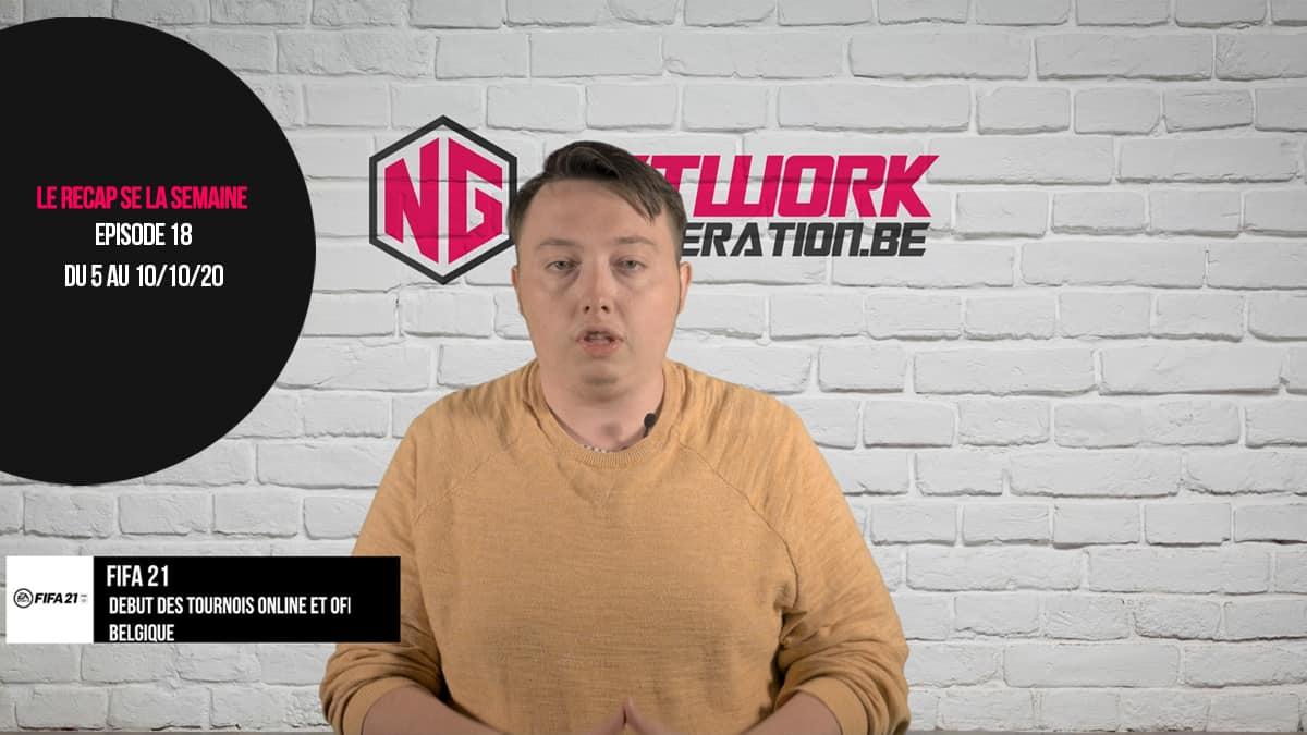 Le recap esport de la semaine - episode 18