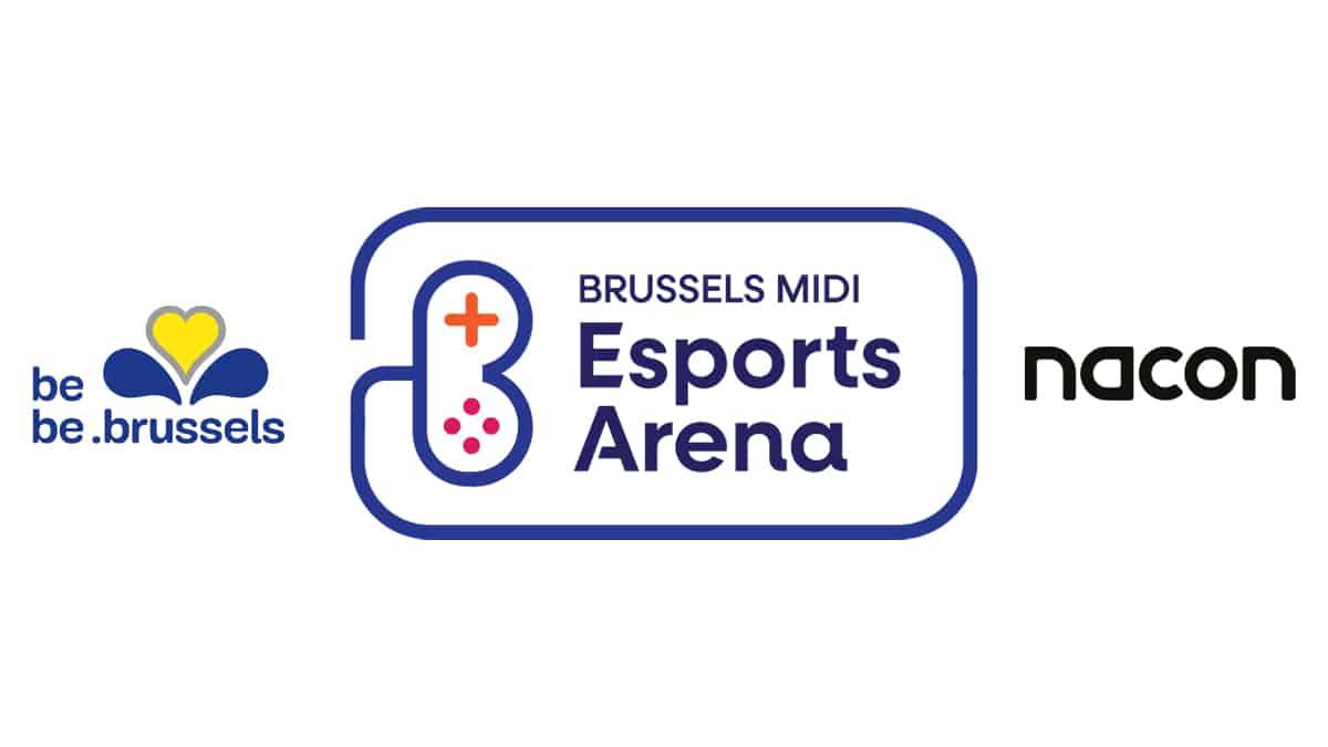 Ouverture de be Brussels Midi Esports Arena à la gare du midi de Bruxelles