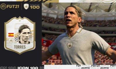 FIFA21 FUT21 Fernando Torrens Legend