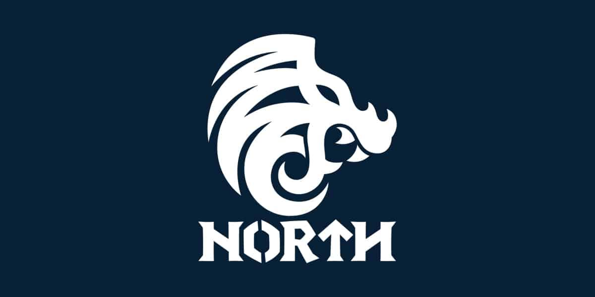 L_equipe_esport_North_c_est_fini