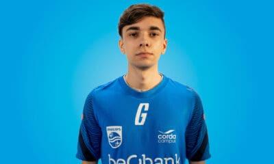 Stefano Pinna rejoint le KRC Genk
