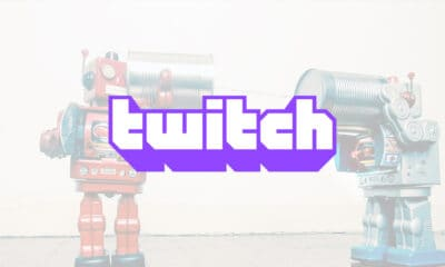 Suppression de 7,5 millions bots sur Twitch