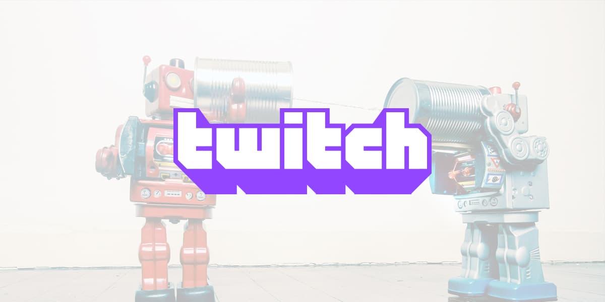 Suppression de 7,5 millions bots sur Twitch