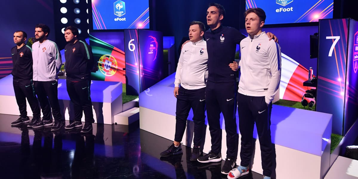 FIFAe Nations cup - France winner 2019