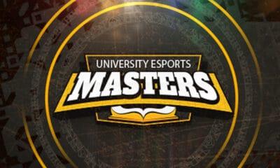 University esports masters 2021