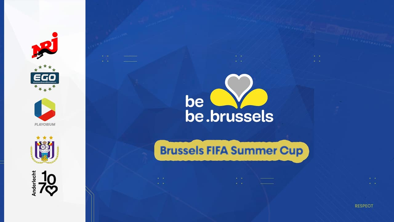 Be Brussels FIFA Summer Cup
