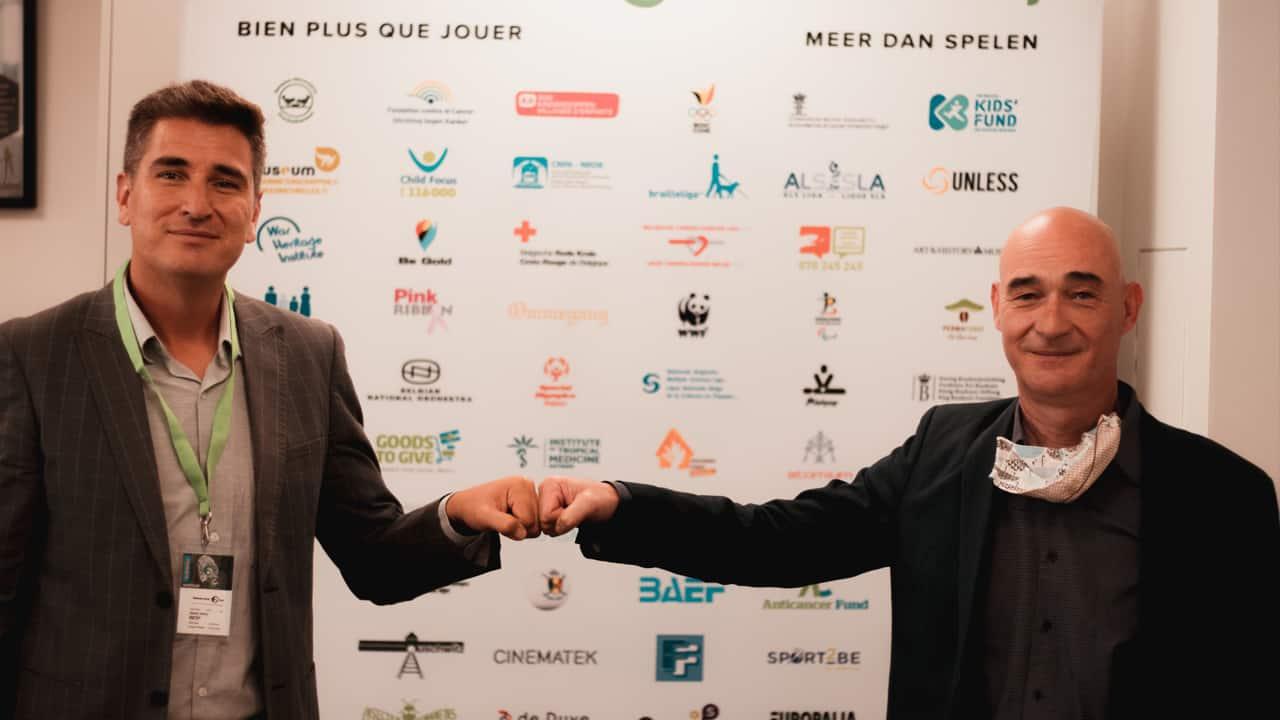 La Loterie nationale soutient la Fédération belge d'esport
