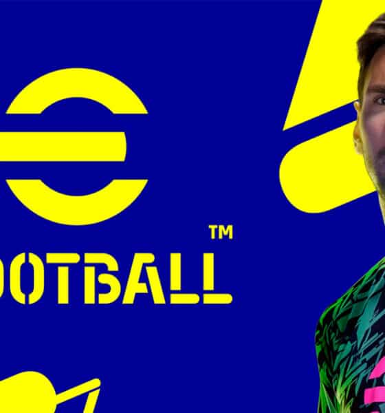 PES devient eFootball et devient Free to play