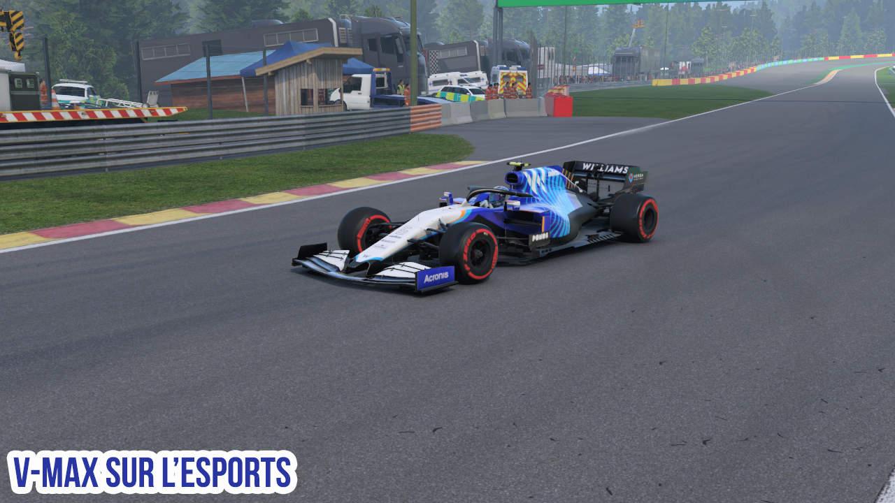 Williams Racing va investir des millions dans l'esports
