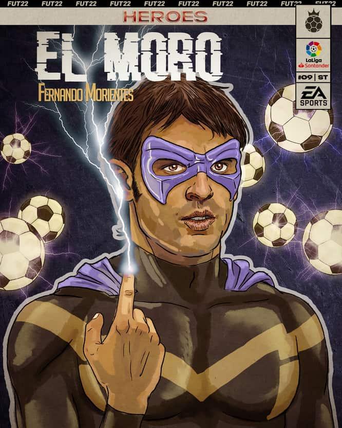 LaLiga_Morientes_FIFA22_FUT_Heroes