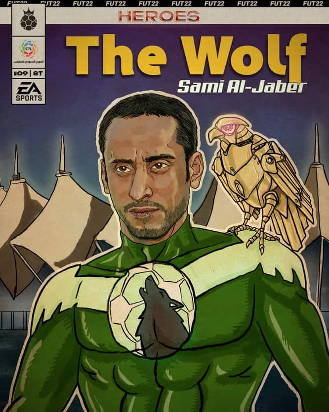 SPL_AL-Jaber_FIFA22_FUT_Heroes
